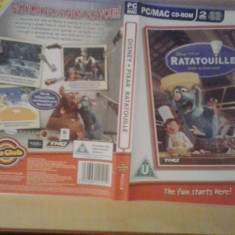 Joc PC - Disney Pixar - Ratatouille (GameLand), Actiune, 3+, Single player