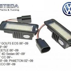 Lampa numar led VW PASSAT B6 3C, Volkswagen, PASSAT (3C2) - [2005 - 2010]