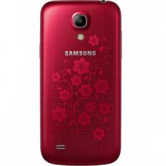Capac baterie Samsung S4 i9500 i9502 i9505 i9506 rosu La Fleur