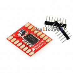 Dual DC Stepper Motor Drive Controller Board TB6612FNG Replace L298N (FS00790)