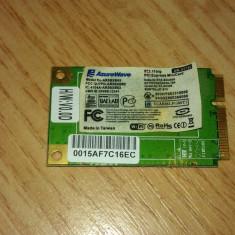 Modul wireless AzureWave cu chip Atheros AR5BXB63 Asus X50 X50VL