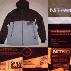 Geaca NITRO 10 000mm (L) barbati snowboard ski impermeabil respirabil - Echipament snowboard