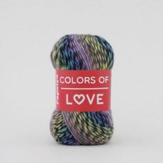 Fir crosetat / tricotat Colors of Love 8209 - Fir tricotat si crosetat