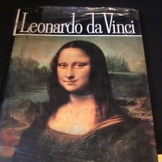 LEONARDO DA VINCI-CLASICII PICTURII UNIVERSALE- - Album Pictura