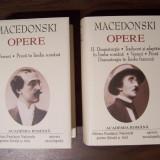 Opere, vol 1, 2 - Alexandru Macedonski (Academia Romana) Editie de lux pe foita - Carte de lux