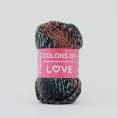 Fir crosetat / tricotat Colors of Love 8210 - Ata