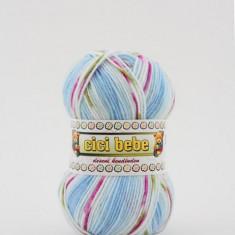 Fir crosetat / tricotat Cicibebe Deseni 595-02 - Fir tricotat si crosetat