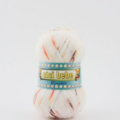 Fir crosetat / tricotat Cicibebe Benekli 99-17 - Fir tricotat si crosetat