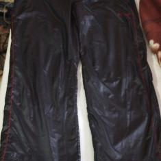 Pantaloni PUMA, caldurosi + livrare gratuita - Pantaloni barbati Puma, Marime: 38, Culoare: Negru, M, Lungi