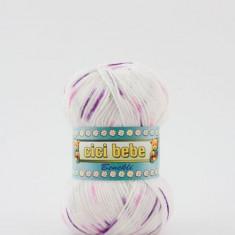 Fir crosetat / tricotat Cicibebe Benekli 99-16 - Fir tricotat si crosetat