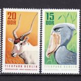 Germania RDG 1970 fauna MI 1617-1620 MNH w19 - Timbre straine, Nestampilat