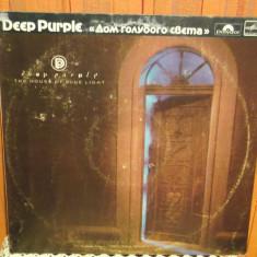 -Y-  DEEP PURPLE - THE HOUSE OF BLUE  LIGHT - DISC VINIL LP