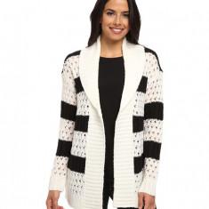 Cardigan US Polo Assn - Femei/Dama- 100% original - Pulover dama US Polo Assn, Marime: S, Culoare: Negru, Acril