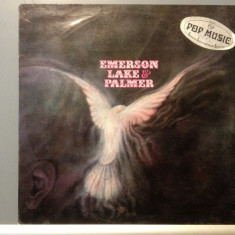 Emerson, Lake & Palmer - First Album(1970/ Island REC/France )-Vinil/Vinyl/Rock - Muzica Rock universal records