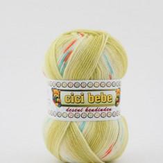 Fir crosetat / tricotat Cicibebe Deseni 595-08 - Fir tricotat si crosetat