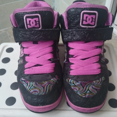 DC Shoes marime 39/ 25cm - Adidasi barbati Dc Shoes, Culoare: Multicolor