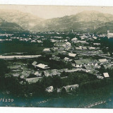 1400 - Maramures, VISEUL de SUS - old postcard, real FOTO - unused