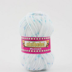 Fir crosetat / tricotat Cicibebe Noktali 33-05 - Fir tricotat si crosetat