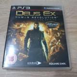 Deus Ex Human Revolution joc PlayStation 3 PS3