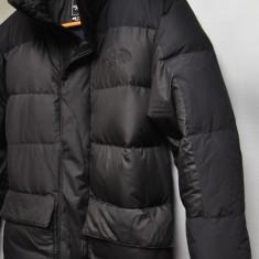 JACHETA NORTH FACE 550, S, CRED M - Jacheta barbati The North Face, Marime: S, Culoare: Negru