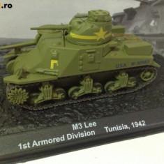 3207.Macheta tanc M3 Lee - Tunisa - 1942 scara 1:72 - Macheta auto