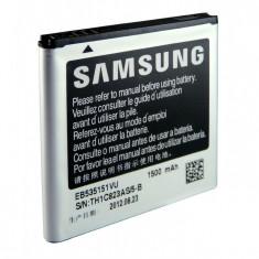 Acumulator original EB535151VU pentru Samsung Galaxy S Advance I9070 swap, Li-ion