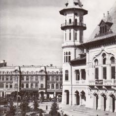 RC - BUZAU 15 - Carte Postala Muntenia dupa 1918, Circulata, Fotografie
