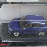 Macheta metal Audi RS Q3 - Schuco noua, in cutia originala, scara 1:43 - Macheta auto