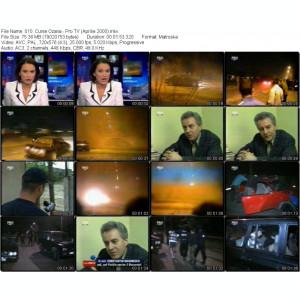Curse ilegale de masini Ozana Aprilie 2000 (2 DVD-uri)