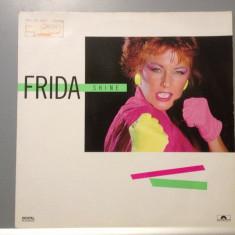 FRIDA (ex ABBA) - SHINE (1984 / POLAR Music / RFG) - Vinil/Vinyl/Impecabil - Muzica Pop universal records
