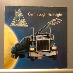DEF LEPPARD - ON THROUGH THE NIGHT (1979/ VERTIGO REC/ RFG) - Vinil/Vinyl/Rock - Muzica Rock warner