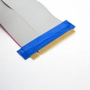 Extensie PCI-E 16X la PCI-E 16X, cu alimentare, Riser, 19 cm