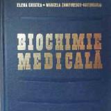 Biochimie Medicala - Aurora Popescu, Marcela Zamfirescu-gheorghiu, Elen,528240