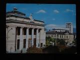 SEPT15-Vedere/Carte postala-Ramnicu-Valcea-Palatul de cultura-circulata