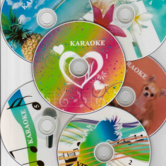 KARAOKE 41000 MELODII + SOFTWARE * 5 DVD - Echipament karaoke