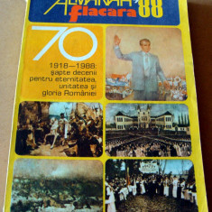 Almanah FLACARA 1988