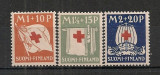 Finlanda.1930 Crucea Rosie  CF.315