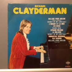 RICHARD CLAYDERMAN - BEST OF (1977 / DELPHINE REC /RFG) - Vinil/Vinyl/Impecabil - Muzica Clasica universal records