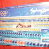 Maxima - Olimpiada Sydney -INOT, stampile speciale
