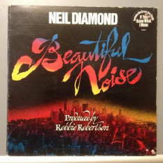 NEIL DIAMOND - BEAUTIFUL NOISE (1976 / CBS REC /UK) - DISC Vinil/Vinyl/Impecabil - Muzica Pop universal records