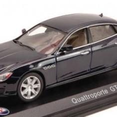 Macheta Maserati Quatroporte GTS - WHITE BOX scara 1:43 - Macheta auto