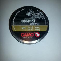 Pelete / alice arma aer comprimat Gamo Promatch cal 4,5 - 27 lei