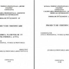 LUCRARE DE LICENTA AMG – INGRIJIREA PACIENTILOR CU PIELONEFRITA ACUTA (2)