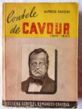 CONTELE DE CAVOUR (1810-1861), Alfredo Panzini, 1932. Cu 32 ilustratii, Alta editura