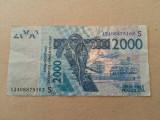 AFRICA DE EST 2000 FRANCI 2003