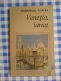 E1 Emmanul Robles - Venetia, iarna, 1988