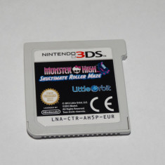Joc consola Nintendo 3DS - Monster High Skultimate Roller Maze - 3ds - Jocuri Nintendo 3DS, Actiune, Toate varstele, Single player