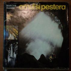 OMUL SI PESTERA-MARCIAN BLEAHU, BUC.1978 - Carte Geografie