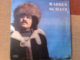 Warren Schatz album disc vinyl lp muzica POP ROCK electrecord, VINIL
