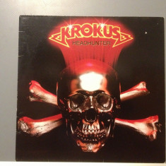 KROKUS - HEADHUNTER (1983/ ARISTA REC / RFG) - Vinil/Vinyl/Rock/Impecabil - Muzica Rock